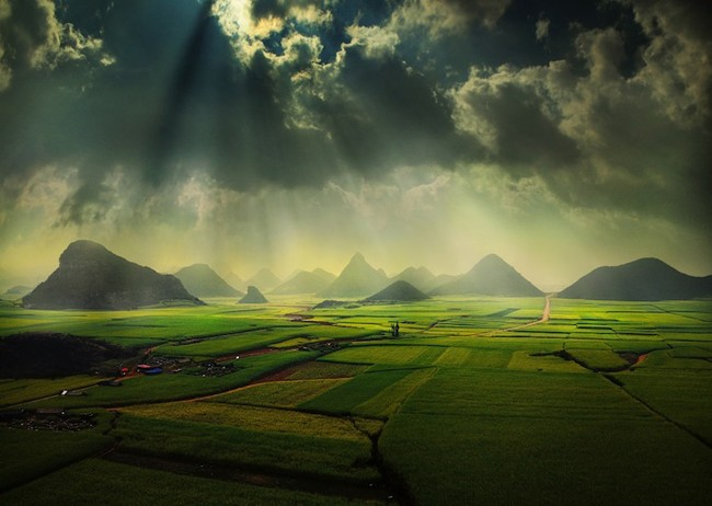 L'Asie comme vous ne la verrez jamais au travers de l'objectif de Weerapong Chaipuck