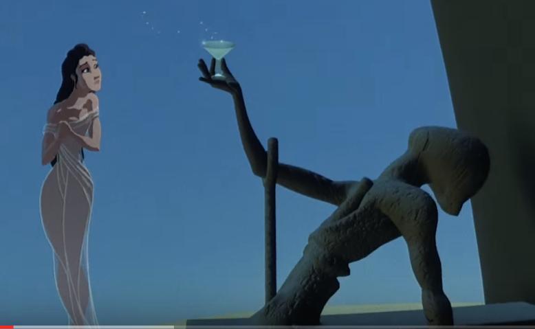 Salvador Dali, Walt Disney : Destino