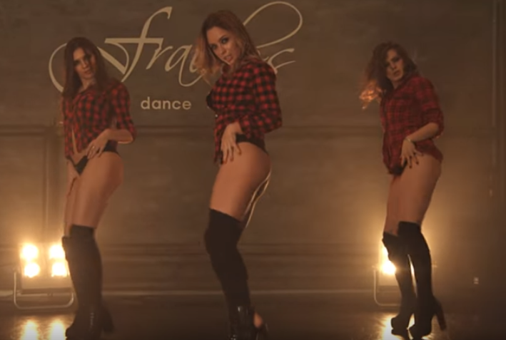 """Feel it"" sexy choreo by Fraules Team"