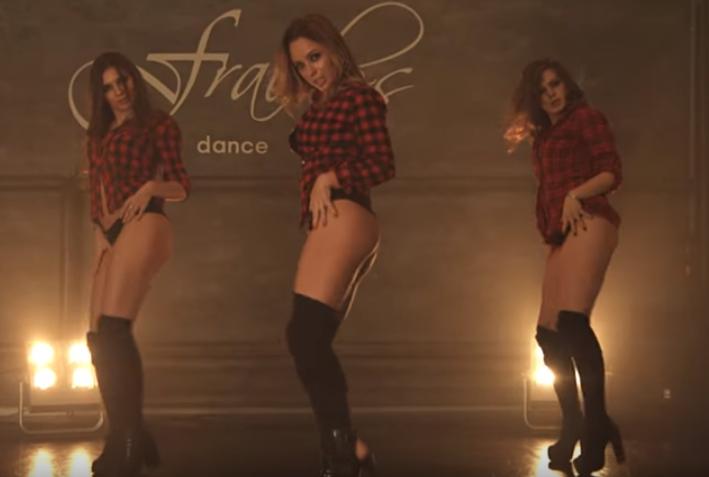 """Feel it"" sexy choreo by Fraules Team"
