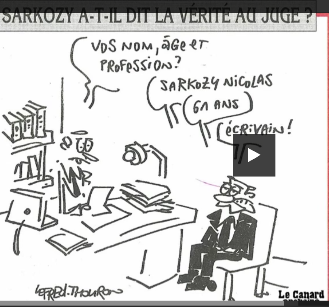 Sarkozy : profession : écrivain !