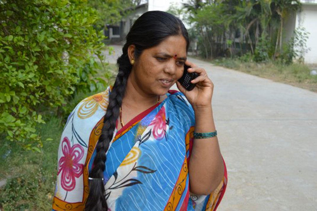 Quand la technologie vient en aide aux agriculteurs pauvres du monde entier