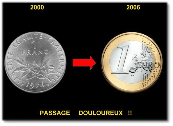 Merci l'euro !