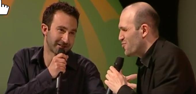 Mathieu Madénian et Stéphane Murat : leçon de drague