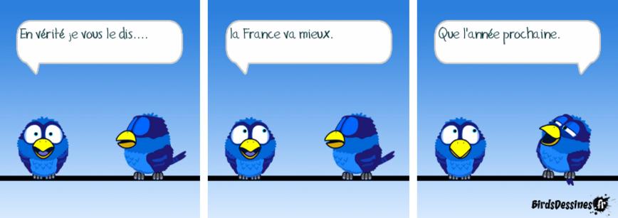 Ah les petits oiseaux !