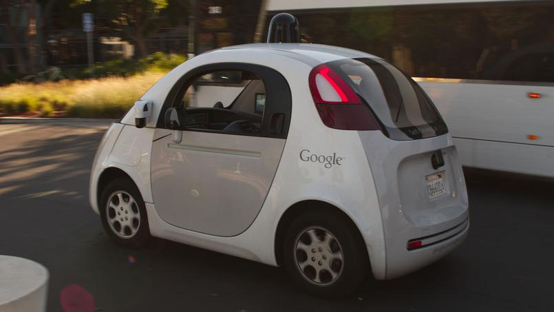 La Google Car, qui circule déjà en Californie