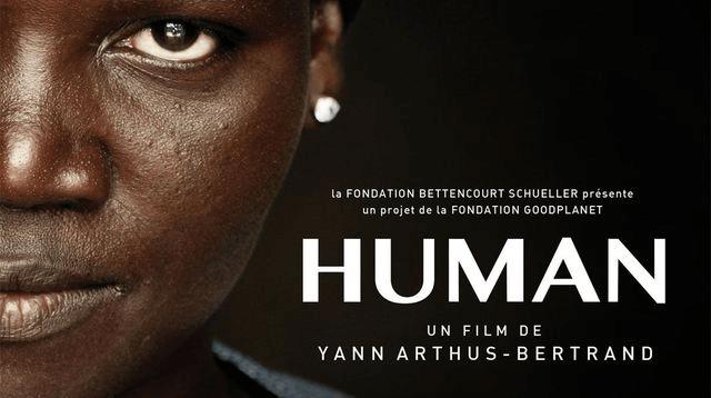 Si vous n'avez pas vu en son temps (2015) le film Human de Yann Arthus-Bertrand