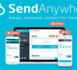 Send Anywhere : excellent gestionnaire de transfert de fichiers