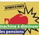 Demain 24 janvier, deux projets de loi relatifs à la réforme des retraites...