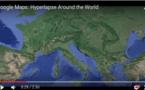 Autour du monde avec Google Maps