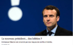 Qui est derrière M. Macron ?