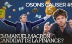 Macron est il le candidat de la finance ?