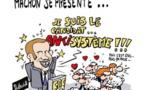 Macron : une des plus grandes mystifications de l'histoire de  France !