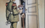 Hommage à Claude Serre, dessinateur génial, qui nous a quitté trop tôt