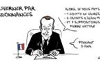 """Macron et la communication """"sur mesure"""""""