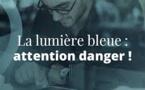 La lumière bleue des écrans altère la vue de manière irréversible