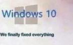 Quand Microsoft prend ses clients pour des beta testeurs