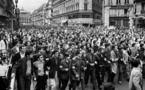 Macron, t'es foutu, le peuple est dans la rue !