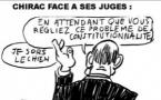 20 citations de Jacques Chirac