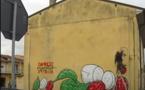 Transformer les signes de haine en Street Art !