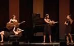 Quatre virtuoses extraordinaires : Salut Salon