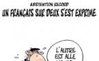 Plus d'un Français sur deux s'est exprimé (53,56%).  Les autres (46,44%) sont allés voter