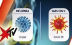 Scoop ! la Covid-19 est (bien) moins mortelle que la grippe !