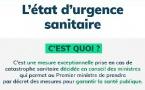 L'état d'urgence sanitaire, ce régime d'exception (de nos libertés), est-il justifié ?
