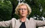 Muriel Pénicaud, la ministre du travail qui a lancé cette réforme. Licenciée depuis. Ne vous inquiétez surtout pas pour elle, elle était la ministre la plus riche du gouvernement. 7 millions d'euros. Déclarés...