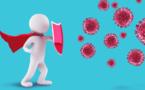 Une infection légère au COVID-19 conduit à une protection par anticorps à vie