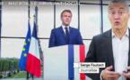 Pandémie : Macron, le virus antisocial