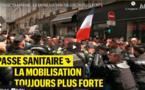 Les manifestants débordent les gendarmes
