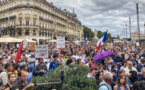 Samedi 8 Aout : 237 000 manifestants dans tout le pays