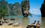 La Thaïlande, pays préféré des expatriés.