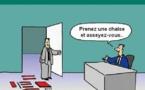 Entretiens d'embauche