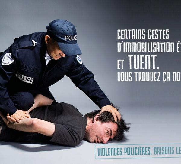 La France n'est plus le pays des droits de l'homme