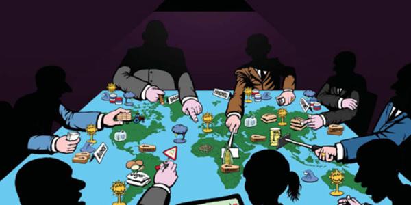 Présidentielle: Centre-trente-quatre économistes signent une tribune en faveur de Mélenchon