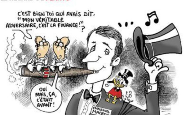 And the winner is... Macron ! (article remis à jour)
