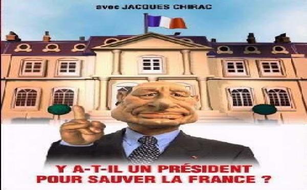 Chirac et les français qui gagnent