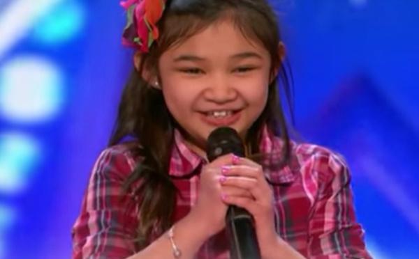 A 9 ans, elle fait craquer tout le monde !