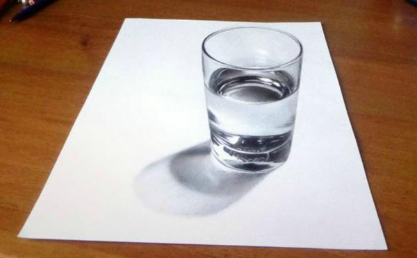 Le dessin en 3D !