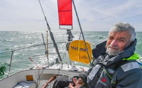 Jean-Luc Van den Heede 73 ans, s'impose dans la course la plus dure du monde.