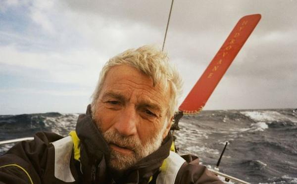 Jean-Luc Van Den Heede, le dernier loup de mer !