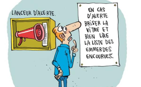 Lanceurs d'alerte, la tartuferie française