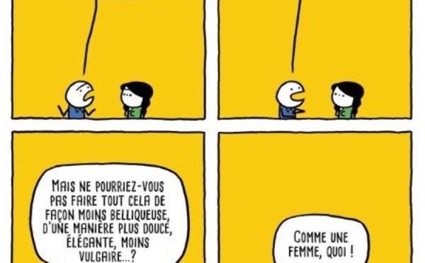 La langue française et la misogynie !
