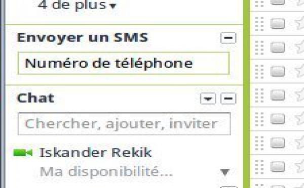 Envoyer des sms (presque) gratuits depuis Gmail ?
