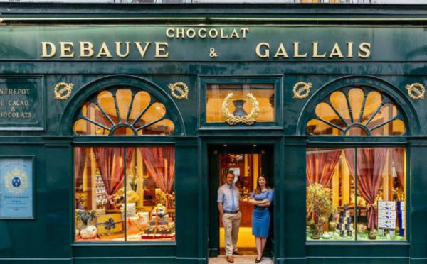 Le charme discret des vieilles boutiques de Paris