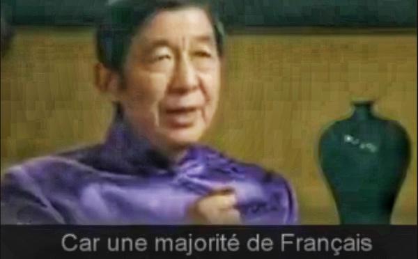 Ce que les chinois pensent de la France