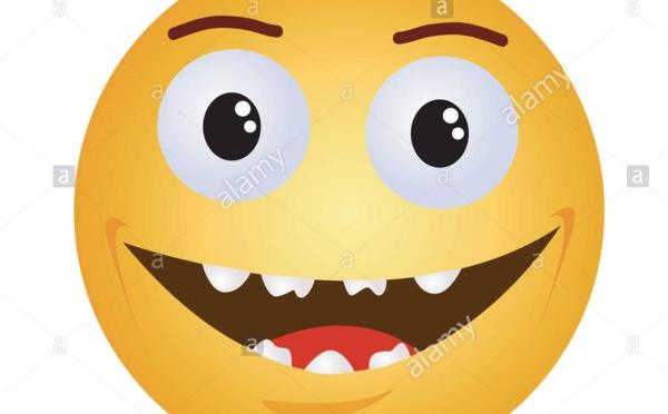 Rire jaune !