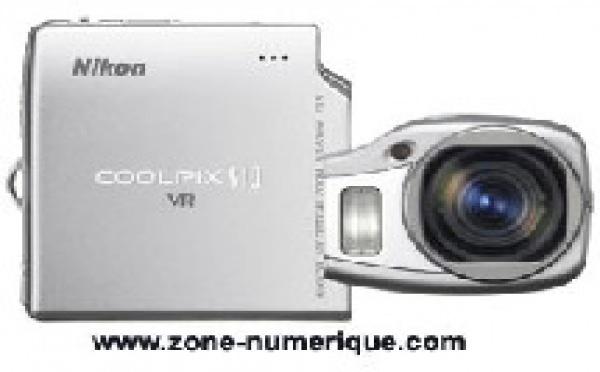 Mon nouvel appareil photo numérique : Nikon Coolpix S10